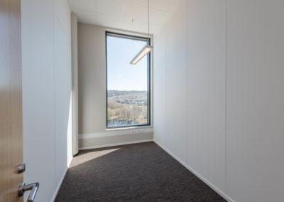 Ledig kontorlokale i 8.etasje