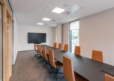Møterom i første etasje